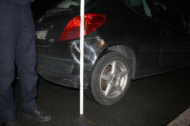 Photo of Polizei sucht Unfallflüchtigen