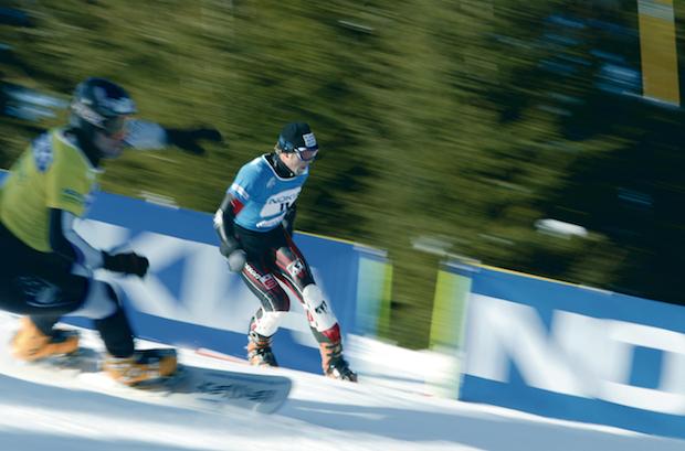 Snowboard Weltcup Winterberg