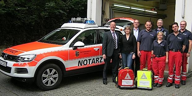 Photo of Attendorn: Neues Rettungsdienst-Fahrzeug
