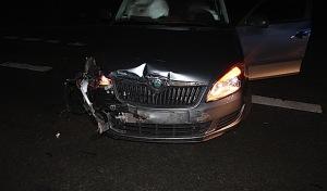 Anröchte: Autofahrerin missachtet Vorfahrt