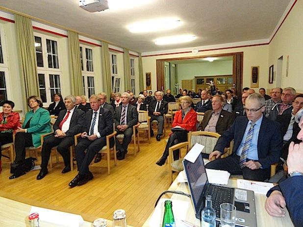 Zahlreiche politische Repräsentanten informierten sich direkt über das DRK (Foto: Kreisverband Lippstadt-Hellweg e.V.).