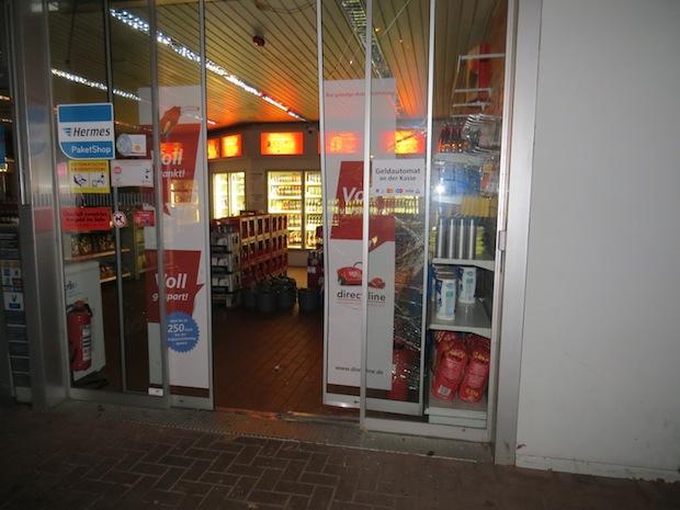 Photo of Betrüger ergaunern Guthaben-Codes in Tankstelle