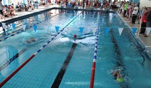 Herbstschwimmfest: 24 Medaillen für TuS-Aktive