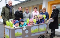 "Olsberg: Im ""Kita-Bus"" die Welt entdecken"