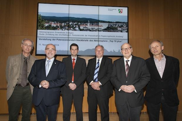 Photo of Wasserkraft-Potenzialstandorte vorgestellt