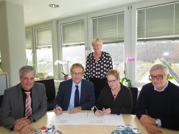 Photo of Bezirksregierung und von-Vincke-Schule Soest kooperieren