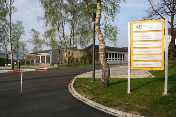 Die Fortbildungsakademie (Foto: Katholische Hospitalgesellschaft Südwestfalen gGmbH)
