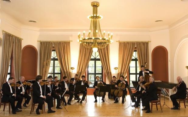 Das Franz-Liszt-Kammerorchester (Quelle: Stadt Lippstadt)