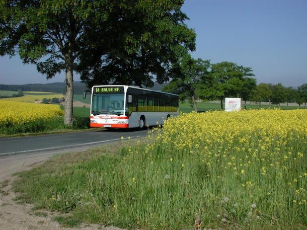Für die Busse der MVG wird es vorerst kein Schülerticket und kein Sozialticket geben (Foto: Hendrik Klein/Märkischer Kreis).