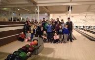 Ausflug der Nachwuchsrettungsschwimmer zur Bowlingbahn