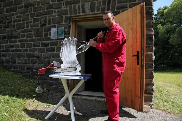 Photo of (12) Eiskunstatelier Knorra lässt niemanden kalt