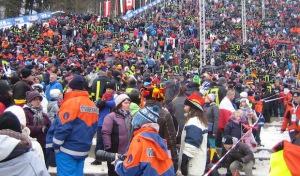 Kein Skispringen in Willingen ohne Feuerwehr