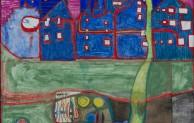 Hundertwasser-Ausstellung: Freikarten zu gewinnen