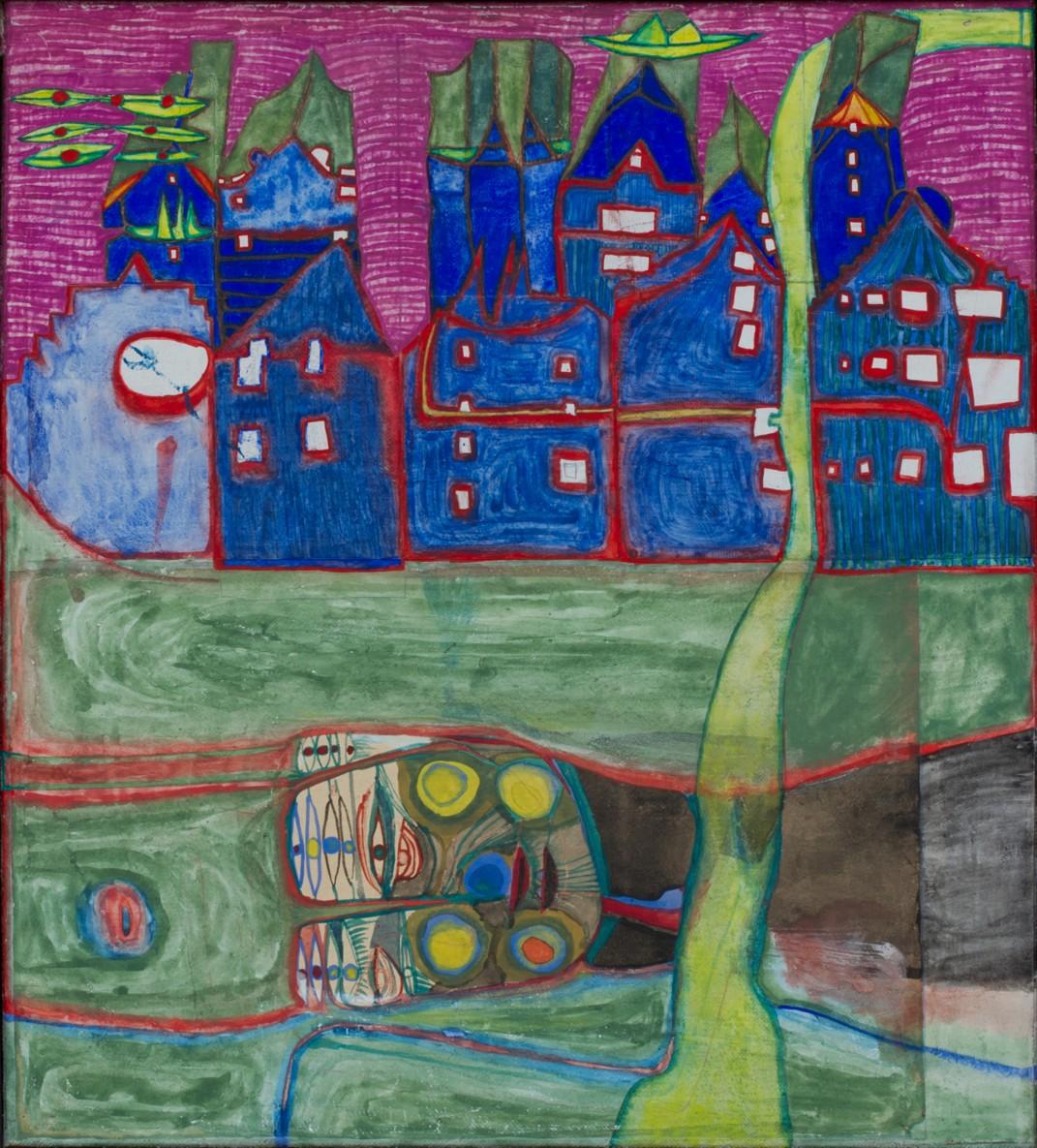 Photo of Hundertwasser-Ausstellung: Freikarten zu gewinnen