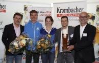 Läufer des Jahres 2014 in Krombach gekürt