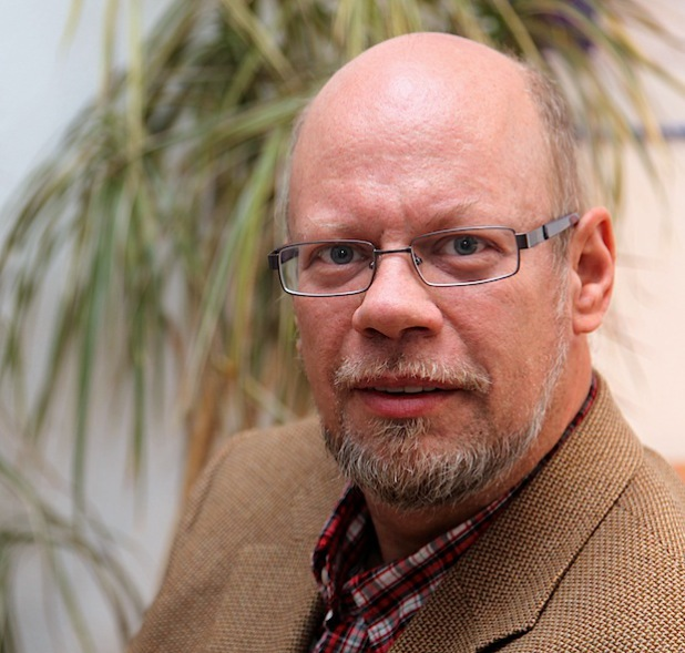 Geschäftsführer Ulrich Mester - Quelle: 3S GmbH