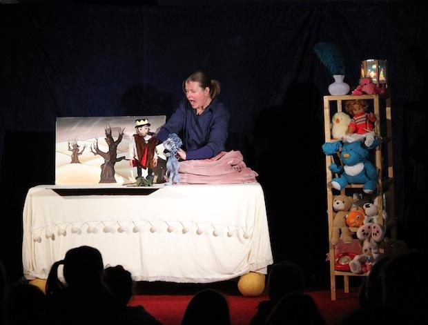 Photo of 640 Besucher bei den Puppentheater-Tagen