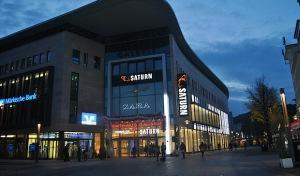 Startschuss für die Rathaus Galerie in Hagen