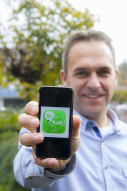 <b>Erste interaktive App für den Kundendienst: &quot;SeSaM To Go&quot;</b>