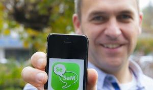 """Erste interaktive App für den Kundendienst: """"SeSaM To Go"""""""