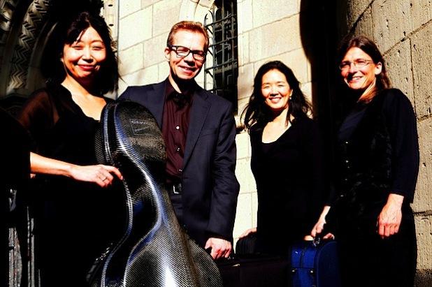 Das Satie-Quartett (Quelle: Ulrich Hengesbach)