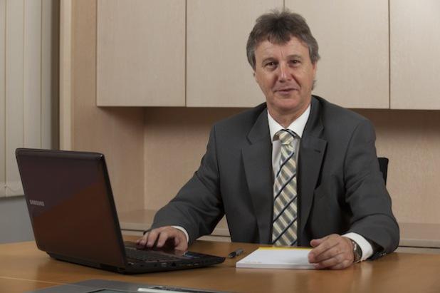 Peter Weil, Vertriebsleiter (Foto: Dieter Stegmann)