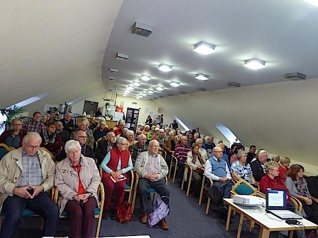 """Photo of Veranstaltung """"Wohnen im Alter"""" gut besucht"""