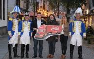 Coca-Cola Weihnachtstruck kommt nach Attendorn