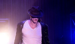 """Michael Jackson Tribute Show"" in der Stadthalle"