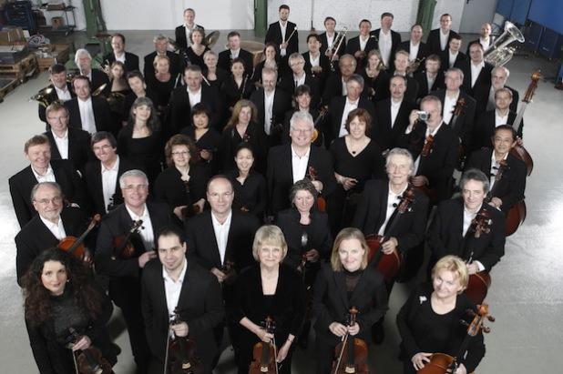 Das Orchester (Quelle: KUK - Verein für Kommunikation und Kultur in Kierspe und Meinerzhagen)