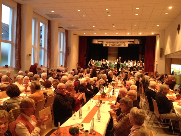 Photo of Drolshagen: Gelungener Seniorennachmittag