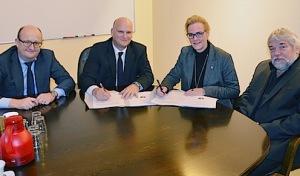 Stadt Werdohl schließt neuen Konzessionsvertrag mit Mark-E ab