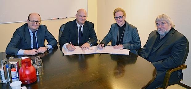 Photo of Stadt Werdohl schließt neuen Konzessionsvertrag mit Mark-E ab
