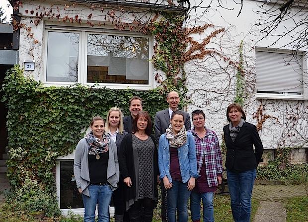 Photo of Außenwohngruppe Halden feiert Einweihung