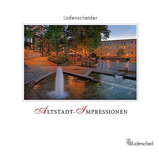 Photo of Geschenkband mit Altstadt-Impressionen erschienen