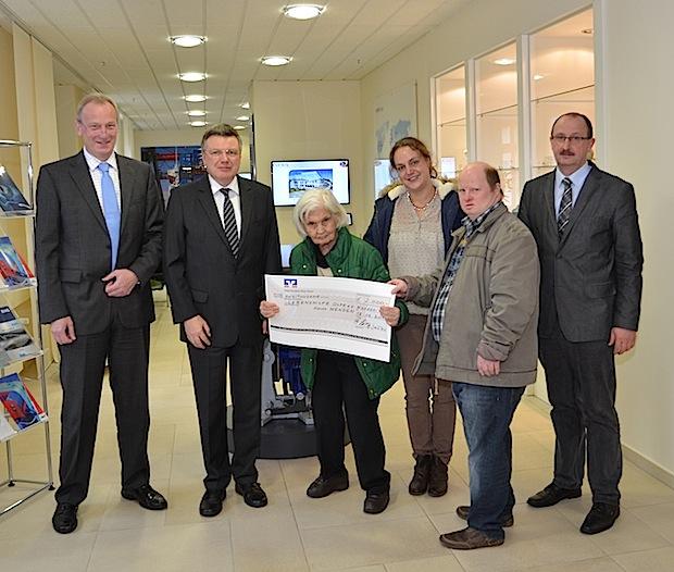 Photo of EMG spendet erneut an die Lebenshilfe in Wenden