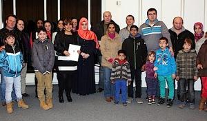 HSK: 153 neue deutsche Staatsbürger aus 34 Ländern