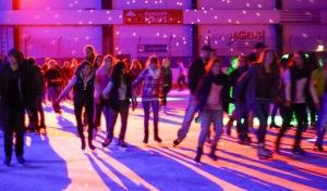 (13) Das Eissportzentrum Möhnesee: Heiß aufs Eis