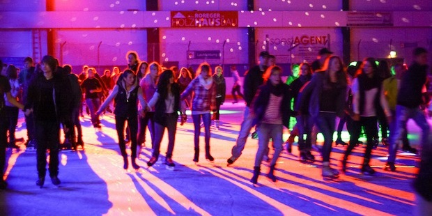 Photo of (13) Das Eissportzentrum Möhnesee: Heiß aufs Eis