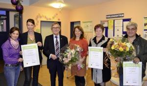 """Preis des Integrationsrates"": Preisverleihung 2014"