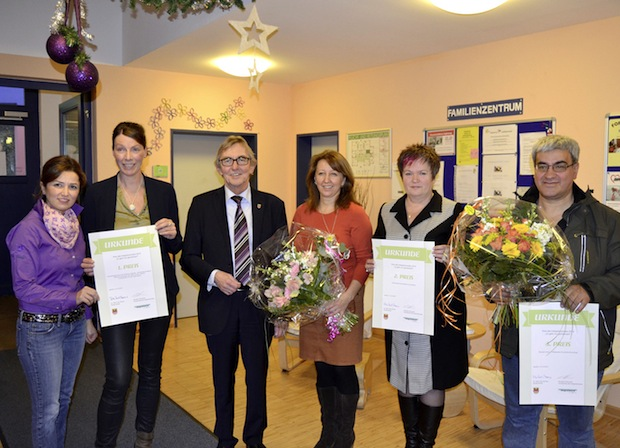 "Photo of ""Preis des Integrationsrates"": Preisverleihung 2014"