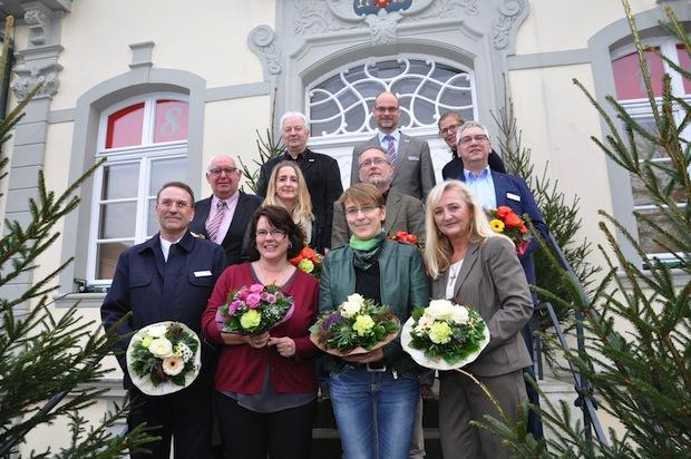 Photo of Verwaltung feiert zum fünften Mal Dienstjubiläen