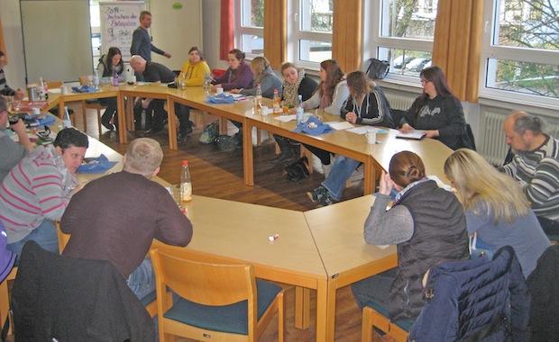 Photo of Fachtage Jugendarbeit in der Jugendbildungsstätte