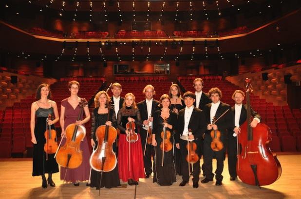 Die Kammersinfonie Stuttgart - Quelle: Kulturamt der Stadt Olpe