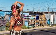 """Tanz- und Artistikshow """"Mother Africa"""" in der Siegerlandhalle"""
