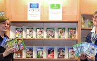 Neue Konsolenspiele in der Stadtbücherei