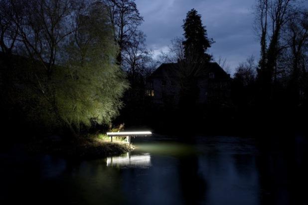 Die Lichtpromenade - Foto: Stadt Lippstadt