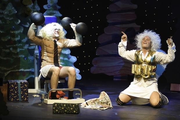 """Photo of """"Der Messias"""": Weihnachtliche Kultkomödie kommt wieder ins theaterhagen"""