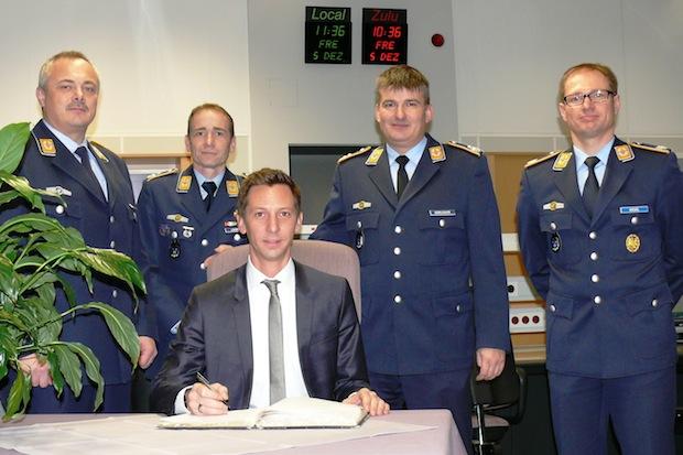 Photo of Landrat besucht Luftwaffe in Erndtebrück