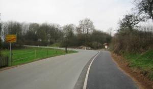 Ostentrop/Schönholthausen: Lückenschluss endlich hergestellt